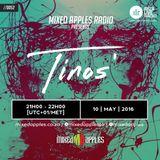 Mixed Apples Radio Show 052 - Ibiza Live Radio - mixed by Tinos' (Pretoria, ZA)