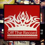 Off The Record 5 december 2013 (Instrumentheek Kortrijk)