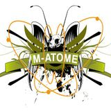 M-atomecast 002 Mixed by Disphonia (February 2012)