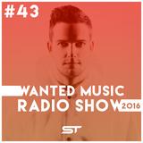 Wanted Music Radio Show 2016 W43