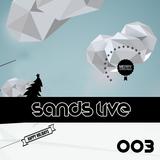 SANDS LIVE - 003 (Christmas Mix)