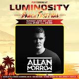 Allan Morrow Live @ Luminosity Beach Festival 2017