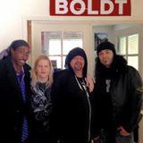 Billy Boldt Interviews Multi Grammy Award Winner Bassist Deon Estus