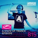 Armin van Buuren – A State of Trance ASOT 815 – 25-MAY-2017