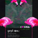 'I Love Una 2015' - Live set