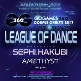 Sephi Hakubi - LIVE @ GoGames360 Corpus Christi 03.18.2017