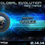 WRAGG LIVE @ GLOBAL EVOLUTION 2014
