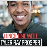 @TylerrayProsper Covering #LunchTimeShow with @DJ Lonyo [17.11.2017 1PM - 4PM GMT]