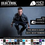 Electrik Playground 5/9/15 : Nicky Romero Guest Mix