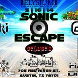 RastaSol Live DJ set Club Elysium Austin Tx 2014