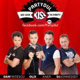 Partydul KissFM ed364 sambata part2 - ON TOUR Club Stage Alba Iulia impreuna cu Dj Jonnessey si Aner