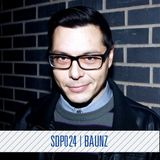 Issue #024: Baunz (More Music, Moda Black, 2020Vision)