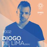 Diogo de Lima @ EmbedCast 02