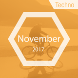 Simonic @ Gäste-WC November Techno Mix