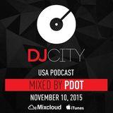 DJCity Podcast 11.10.15