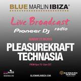 Technasia - Live @ Kraftek Showcase @ Blue Marlin Ibiza