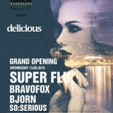 SUPER-FLU - BLUE MARLIN IBIZA POP-UP 68th CANNES FILM FESTIVAL by DELICIOUS - 13 MAYO 2015