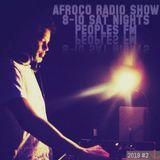 AFROCO RADIO SHOW 2019 #2