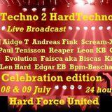 Techno 2 HardTechno - Celebration Edition Podcast Mix @DJAidgeT