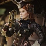 Steam Powered 2: Another Mix of Dark Steampunk and Electro Swing