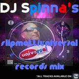 DJ Spinna's Slipmatt Universal recs mix