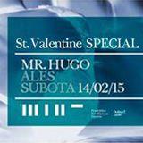Mr. Hugo live mix @ Mint 14.02.2015. St. Valentine Special