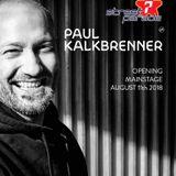 Paul Kalkbrenner - Live @ Street Parade 2018 - Opera Stage [Zurich, Switzerland] 11.08.18