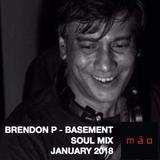 BASEMENT SOUL MIXTAPE - MAO CLUB -  JANUARY 2018