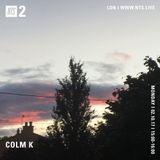 Colm K - 2nd October 2017
