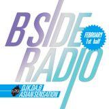 #BsideRadio Feb 1st Half 2016  Mixed by @DJKDAB