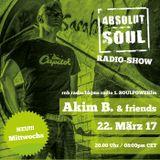 Absolut Soul Show /// 22.03.17 on SOULPOWERfm