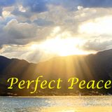 """Perfect Peace""  Sun. 3-3-13 AM sermon by David Hankins"
