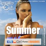Summer 2013 - Mixed Live By DJ Sidies