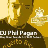 King Street Sounds Podcast July 2009