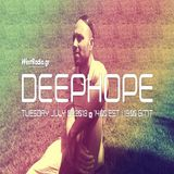Deephope @ Westradio Guest Mix 9/07/2013