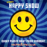 9.8.14 STEVES HAPPY SHOW WITH GUEST BUDGIE BEE