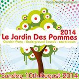 VoTTa & Landzar - Jardin des pommes  - 2014