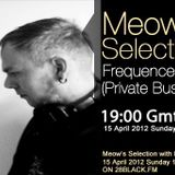 Frequence Spectrum LIVE ACT to 28Meow's Selection 15.04.2012.