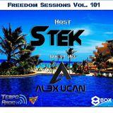 Freedom Sessions Vol. 101 (Alex Ucan Guest Mix)