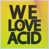 RAIM __ I love Acid - The Malta Rave 2015