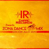 Tribal Mix (ZD YxY Julio 2014) By Dj Garfields - Impac Records