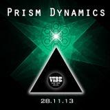 Tobler & Punjabi Ragas at Prism Dynamics
