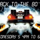Back to The 80s Party on www.traxfm.org 9 August 2017