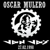 Oscar Mulero - Live @ Van Vas, Villalba - Madrid (27.02.1998)