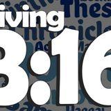 3:16 Week 1 - Audio