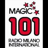 Radio Milano International 101 Network Disco Party estate 1990