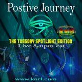 Positive Journey April 4 2K17 - Spotlight on the music of Kristine Alicia