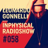 InPhysical 058 with Leonardo Gonnelli
