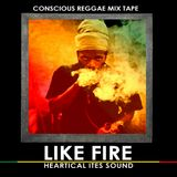 HEARTICAL ITES SOUND - LIKE FIRE CD MIX 2013