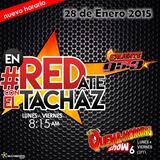 #enREDate con El Tachaz, 28 de Enero 2015